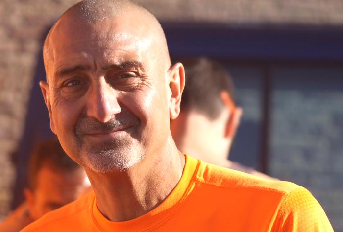 Antonio Picchi Running Evolution